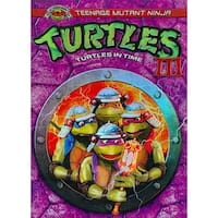 Teenage Mutant Ninja Turtles III - DVD