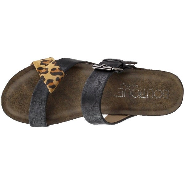 Corkys Pecos Sandals Womens Black