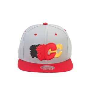 Mitchell & Ness Calgary Flames Triple Color Stack