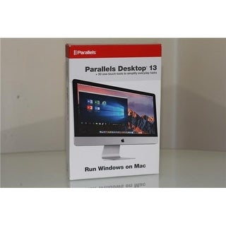 Parallels PDFM13L-BX1 Parallels Desktop 13 Software for Mac