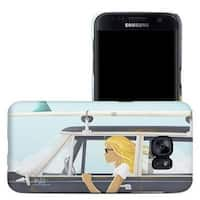 DecalGirl  Samsung Galaxy S7 Edge Clip Case - Anticipation