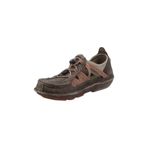 Tamarindo Outdoor Shoe Mens Mangrove Rubber Outsole Round Gray
