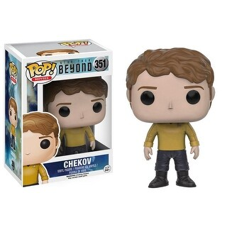 Star Trek Beyond Funko Pop Vinyl Figure Chekov - multi