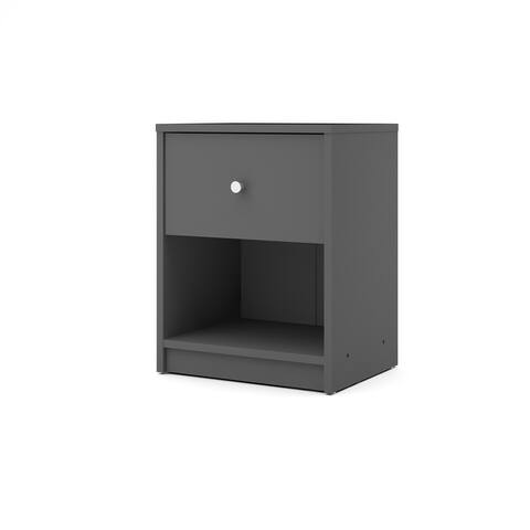Porch & Den Zoe 1-drawer Nightstand