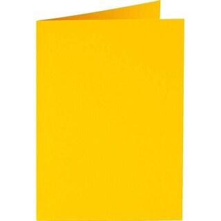 Buttercup Yellow - Papicolor A6 Folded Cards 6/Pkg