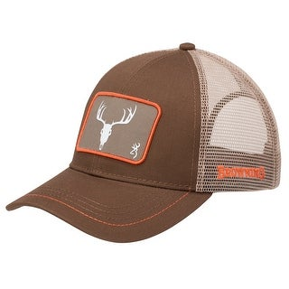 Browning 308725681 browning 308725681 cap, past time skull