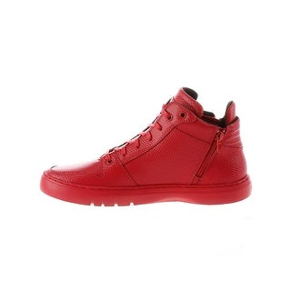 Creative Recreation Adonis Mid Sneakers in Red