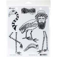 """Waddle Waddle - Dyan Reaveley's Dylusions Cling Stamp Collections 8.5""""X7"""""""
