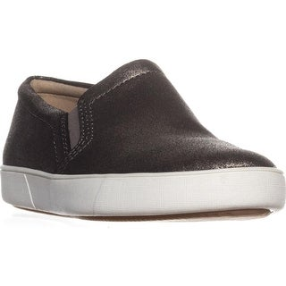 naturalizer Marianne Slip-On Fashion Sneakers, Zinc/Pewter