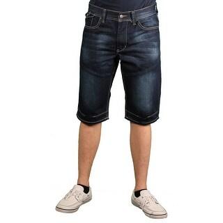 Members Property Men's Denim Fashion Short