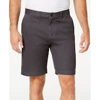 Tommy Hilfiger Charcoal Gray Mens Size 42 Flex Stretch Shorts