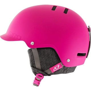 Giro Surface-S Adult Snow Sports In Form Fit System Helmet - matte magenta