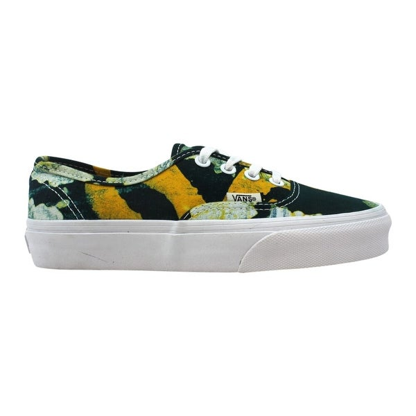 Shop Vans Men's Authentic Della BatikYellow VN 0VOEAWE Size