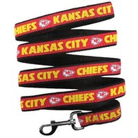 NFL Kansas City Chiefs Pet Leash