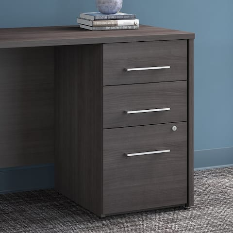 Office 500 3-drawer File Cabinet by Bush Business Furniture