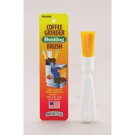 Brushtech GB-260 Dusting Brush For Coffee Grinder