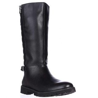 Easy Spirit Briano Mid-Calf Comfort Boots - Black