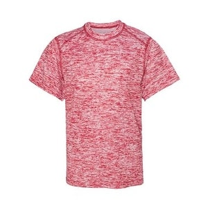 Shop Badger Blend Youth Short Sleeve T-Shirt - Red - S - Free Shipping On  Orders Over  45 - Overstock.com - 16218438 caa03e75e52c