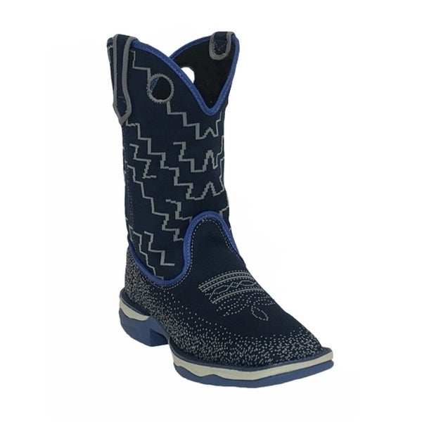 Laredo Western Boots Womens Frolic Breathable Lightweight Blue 5958