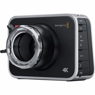 Blackmagic Design Production Camera 4K (PL Mount)