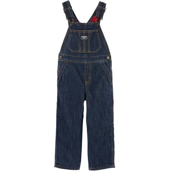 Shop Oshkosh B Gosh Little Boys Buffalo Check Lined