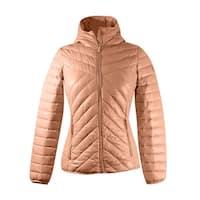 Michael Michael Kors Pink Down Packable