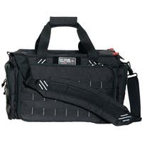 G-Outdoors G.P.S. Tactical Range Bag with Insert Black GPS-T1813LRB