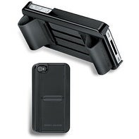 Body Glove - Texter Case for Apple iPhone 4 - Black