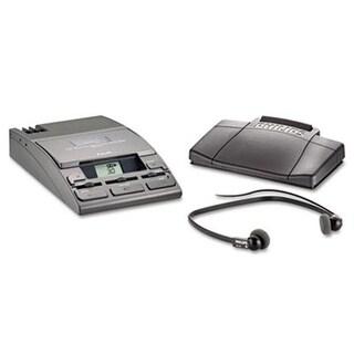 720-T Desktop Analog Mini Cassette Transcriber Dictation System