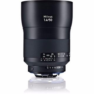 Zeiss Milvus 50mm f/1.4 ZF.2 Lens for Nikon