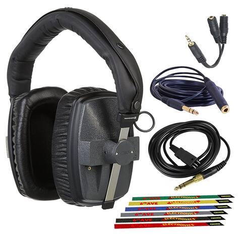 Beyerdynamic DT 150 250 Ohm Closed Dynamic Monitoring Headphones for