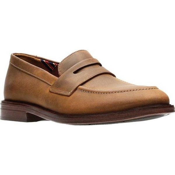 510d6e940c2 Shop Bostonian Men s Mckewen Step Penny Loafer Brown Leather - Free ...