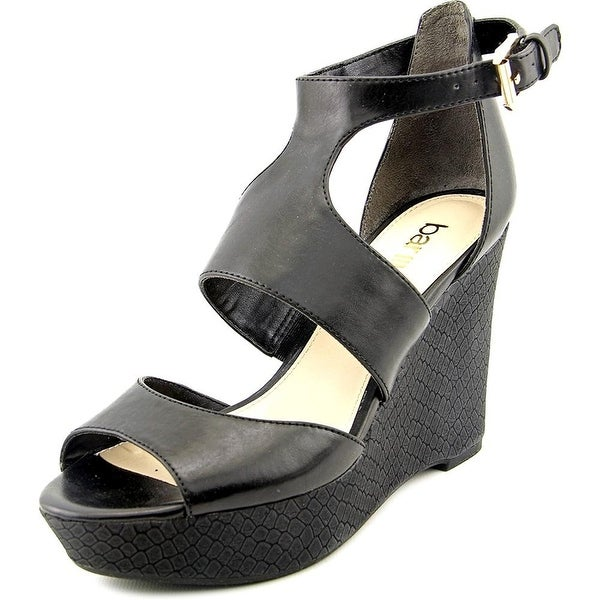 Bar III Womens SOPHIE Open Toe Casual Platform Sandals