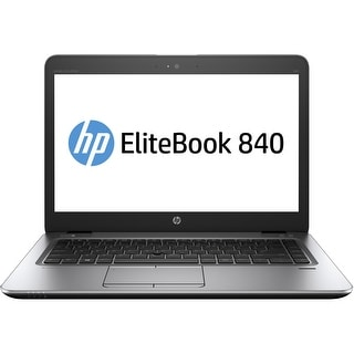 "HP EliteBook 840 G3 14"" Notebook - Intel Core i5 (6th Gen) (Refurbished)"