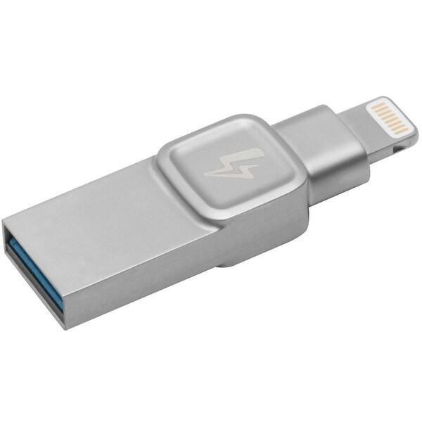 Kingston C-Usb3l-Sr32g-En Datatraveler Bolt Duo 32Gb - Lightning - Usb 3.1 Type A - Silver