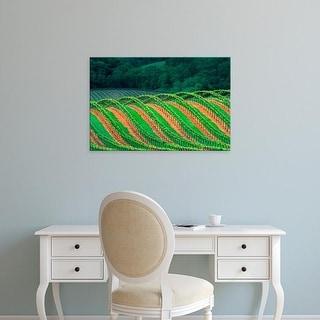 Easy Art Prints John Alves's 'Mendocino County' Premium Canvas Art