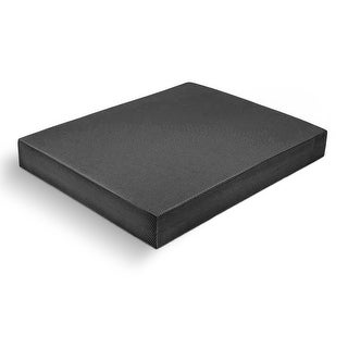 Synergee Best Selling Balance Pad - 16.5 L X 14.5 W - Black