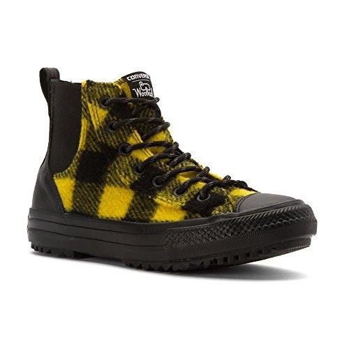 Converse x Woolrich CTAS Chelsee Womens Boot - black/bitter lemon/black