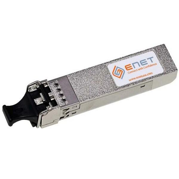 ENET SFPP-10GE-ZR-ENC Juniper Compatible SFPP-10GE-ZR 10GBASE-ZR SFP+ 1550nm 80km DOM Duplex LC MMF 100% Tested Lifetime