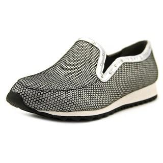 Easy Spirit Limara 2 Women Round Toe Synthetic Silver Walking Shoe
