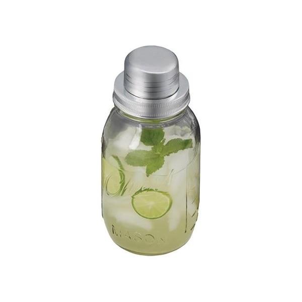 Shop Sharper Image 3345005 32 Oz Glass Clear Cocktail Shaker Free