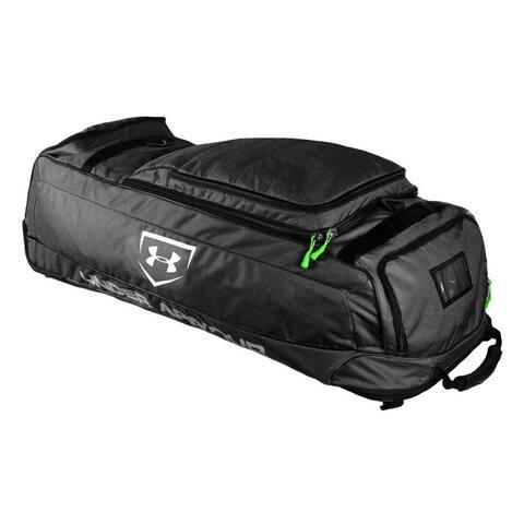 Under Armour Baseball/Softball Wheel House Deluxe Roller Bag UASB-DRB - 36'' X 15 X 12