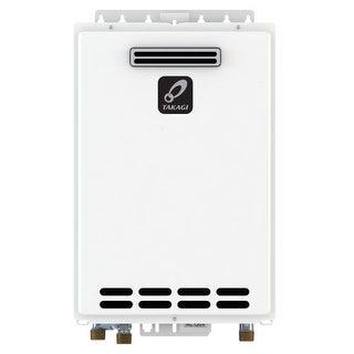 Takagi T-KJr2-OS-NG 6.6 GPM Natural Gas Outdoor Tankless Water Heater