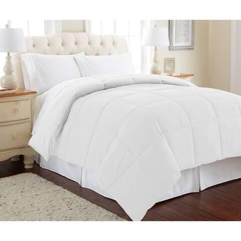 Modern Threads All-season Reversible Down Alternative Comforter