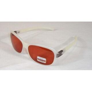Serengeti Eyewear Sunglasses Isola 7943 Sanded Opal Polar Drivers Lens