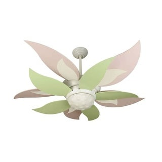 "Craftmade Bloom Bloom 52"" Ceiling Fan - Remote and Light Kit Included - Requires Blade Selection"