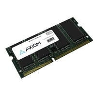 Axion 232449-B21-AX Axiom 256MB SDRAM Memory Module - 256MB (1 x 256MB) - 133MHz PC133 - Non-ECC - SDRAM - 144-pin SoDIMM