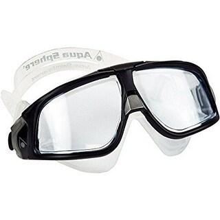 Aqua Sphere Seal 2.0 Mask, Clear Lens