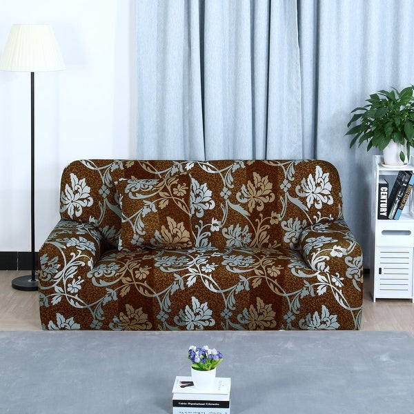 Home Decor Stretch 1/2/3 Seats Cover Sofa Slipcovers Protector 1/2/3/4Seats