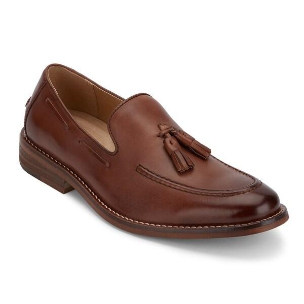 G.H. Bass & Co. Mens Cooper Dress Tassel Loafer Shoe